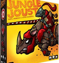 jungle joust bordspel
